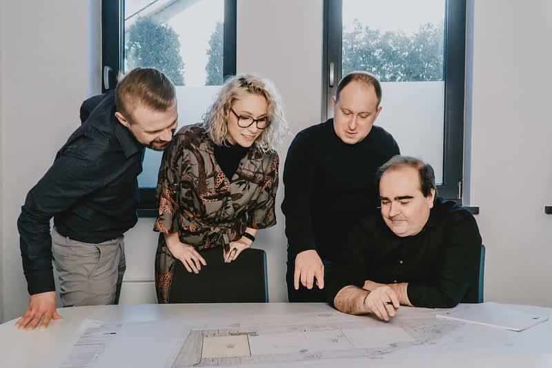 5ha projektowanie przemysłowe łódź architekci
