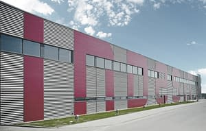 Fabryka pralek i zmywarek Indesit radomsko, hala produkcyjna