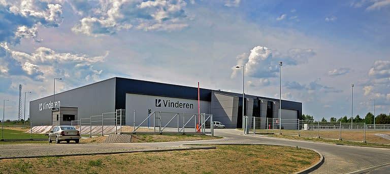 hala produkcyjna przemysłowa wielkopowierzchniowa wraz z obiektem biurowym Sławno