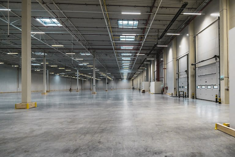 Generalny wykonawca hali produkcyjno-magazynowej dla Hillwood w Słubicach - Rex-bud budownictwo